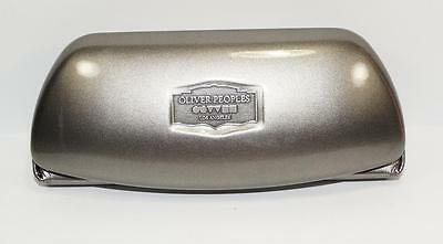 New Auth Oliver Peoples 25Th Anniversary Sunglasses Eyeglasses Hard Case
