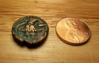 Ancient Roman Coin Good Condition For Age No Reserve  #17