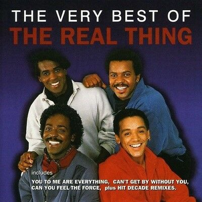 The Real Thing - The Very Best Of  Cd New+