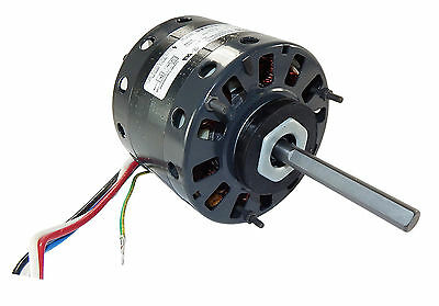 "1/5 hp 1050 RPM CW 5"" 3-Speed 115 Volts Direct Drive Furnace Motor Fasco # D158"