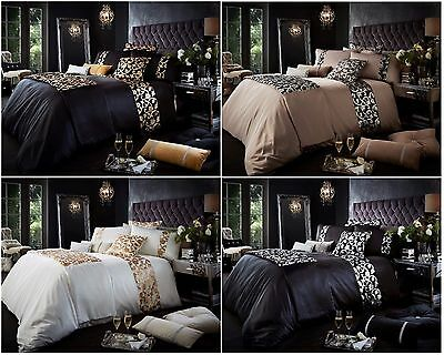 Katie Luxurious Duvet Covers Quilt Covers and Bedding Sets All Sizes Available