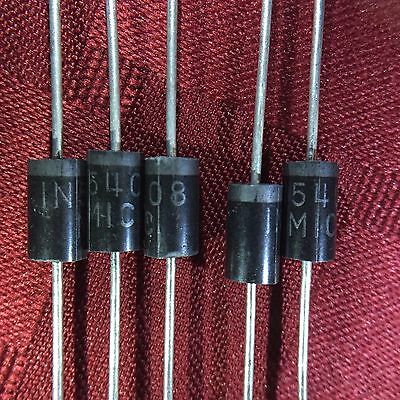 50pcs x 1n5408 - 1000V/3A Diode - US Seller