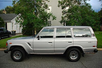 1986 Toyota Land Cruiser  Land Cruiser FJ 60 - 1986  - low miles, excellent condition