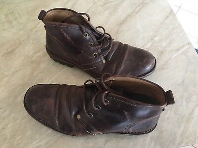Clarks Boots, Leather, Size 9UK, 9.5US