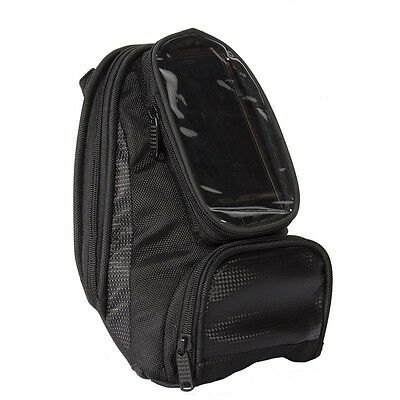 Magnetic Tankbag with Clear Window For GPS or Smart Phone