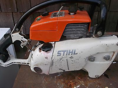090 STIHL Chainsaw AV Antique Logging Drag Saw Vintage