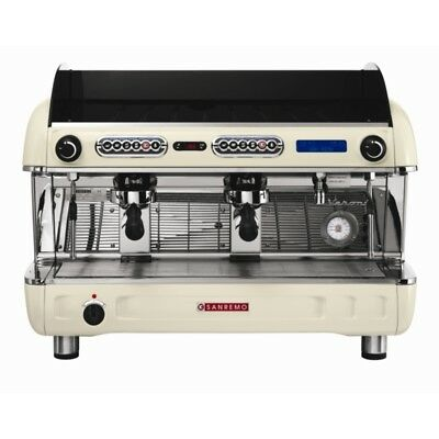 Sanremo Verona Coffee Machine SRVTCS2G