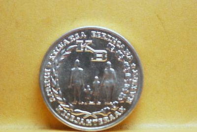 Indonesia, 1974 5 Rupiah, KM37, Brilliant Uncirculated, No Reserve,          851