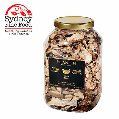 PLANTIN Dry Porcini Mushrooms  500g