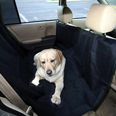 Protective Rear Car Back Seat Boot Pet Dog Cat Cover Mat Hammock