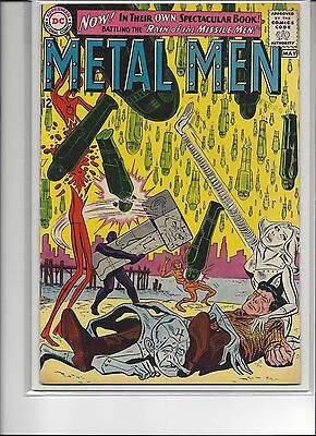 Metal Men 1 (DC 1963) First Metal Men in Own Series Free Box Shipping in Mylar