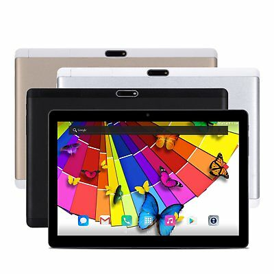 XGODY 10.1'' Tablet PC Android 7.0 Octa Core 4G LTE Dual SIM 32GB WiFi 2xCámara