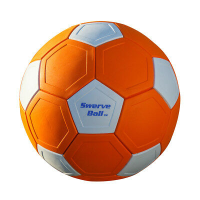 Soccer Ball Kids KickerBall Play Kick Sports Practice Bend Curve Swerve Fun Game