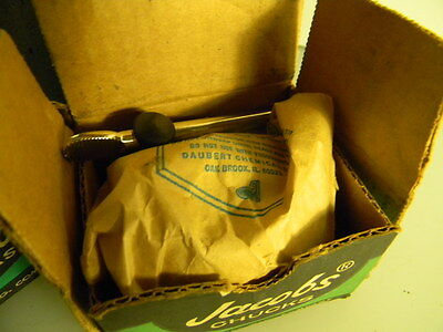 New Old Stock Jacobs 14N Super Chuck Drill Chuck