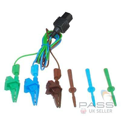 Metrel TEK119 (S2038) Distribution Board Test Lead Set for Metrel Testers