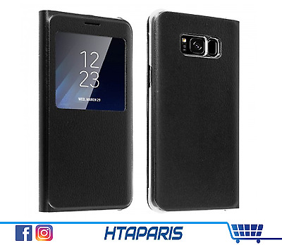 Samsung GALAXY S8 / S8+ Plus - Etui smart s view housse protection cover