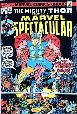 Marvel Spectacular 9 Starring The Mighty Thor FN Marvel Comics