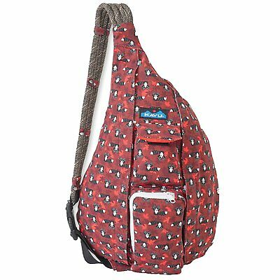 Kavu Rope Bag - Raccoon
