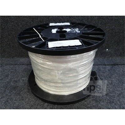 4200ft White Wire, 20AWG, 1C, STR, Silver-Coated Copper M22759/7-20*