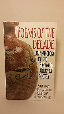 POEMS OF THE DECADE award winning anthology PAPERBACK