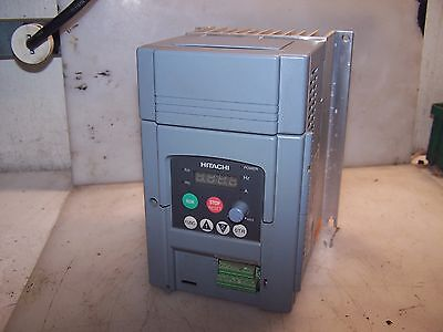 Hitachi 1.5 Hp Ac Vfd Variable Frequency Drive L100-011Nfe