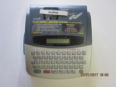 Brother P-Touch PT-310 Electronic Labeling System Label Maker