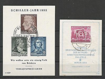 Germany, Ddr, M/s Used