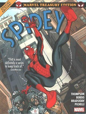 Spidey: All-new Marvel Treasury Edition Vol. 1 by Nick Bradshaw 9781302902056