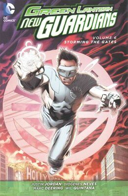 Green Lantern New Guardians Volume 6 TP (The New 52) 9781401254773