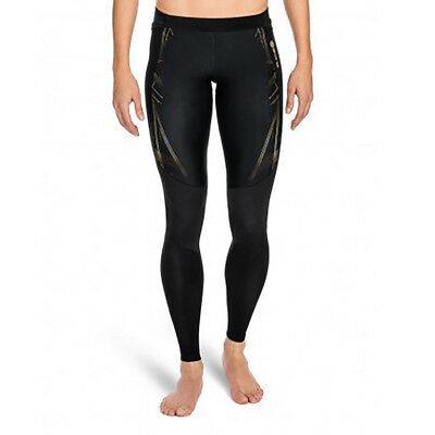 Skins Women's A400 Long Tights Gold FXS