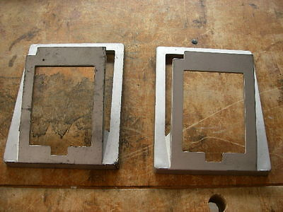 Metal  BASES  for AT&T Merlin Lucent  Business Sets Telephone Qty. 2