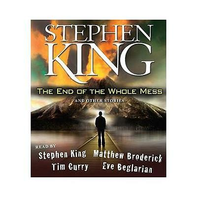 The End of the Whole Mess by Stephen King