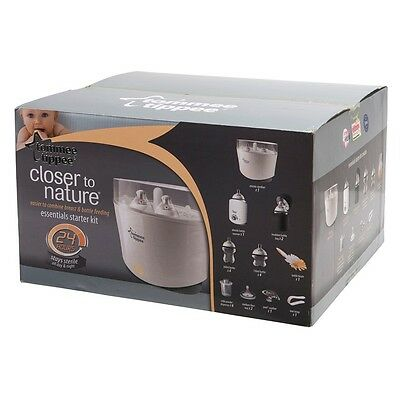Tommee Tippee Closer To Nature Complete Kit Starter Set RPP £109