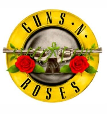 2 Guns n Roses Tickets Not In This Lifetime Tour KFC YUM CENTER in Louisville KY