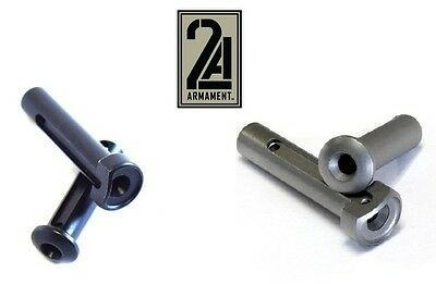 2A ARMAMENT DRILLED Lightweight Steel Front and Rear  250