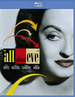 All About Eve (Blu-ray) NEW!!!FREE FIRST CLASS SHIPPING !!