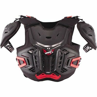 Leatt 4.5 Pro Youth Chest Protector Motorcycle Protection