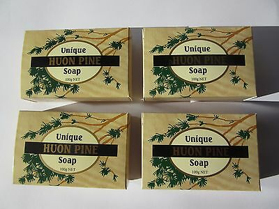 HUON PINE SOAP 100g - Pack of 4
