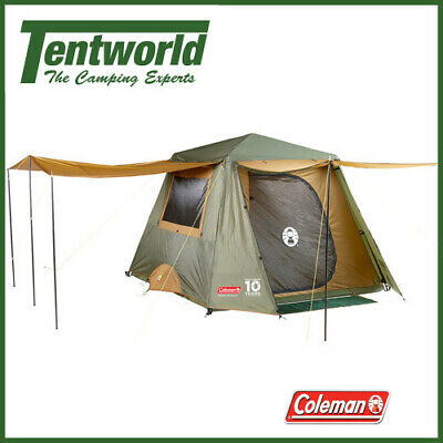 Coleman Instant Up 6 Man / Person Fast Frame Camping Tent - Gold Series