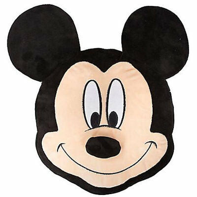 Mickey Mouse Shaped Cushion - Nosey