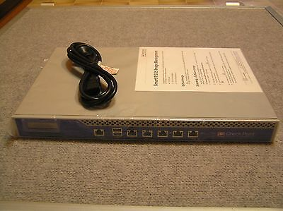 **NEW**  Check Point Smart-1 5 Security Appliance S10