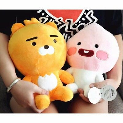 Kakao Friends kakaotalk Tube Ryan Apeach Soft Plush Stuffed Doll Toy Plüsch