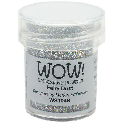 WOW! Embossing Powder 15ml-Fairy Dust