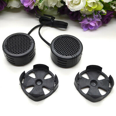 2pcs Car Audio Speakers 500W car speakers tweeters loudspeaker 2.8V