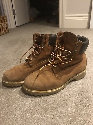 Timberland Boots Men's Size 9 Brown