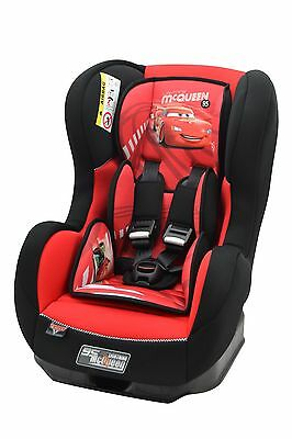 Cosmo Disney Car Cars Seat Group 0-1 ( Birth To 4 Years) 0-18 Kg