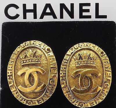 Chanel Ohrclips Vintage