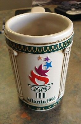 Centennial Olympic Games Beer Stein
