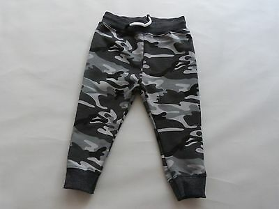Baby Boys Jogging Pants Tracksuit Trousers Bottom Camouflage 9, 12, 18, 24 Month