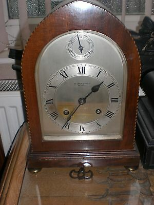 really superior 19thC  Clock,excellent runner reliable timekeeper